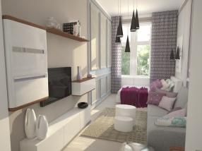 Lakberendezési ötletek nappalira